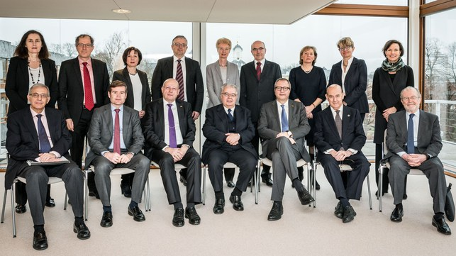 Visit of the Constitutional Court of Spain to the Federal Constitutional Court