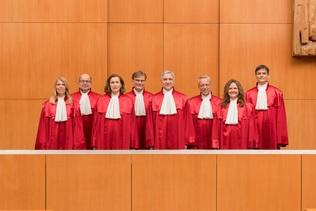 Bundesverfassungsgericht - Richterinnen und Richter